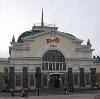 Железнодорожные вокзалы в Улетах