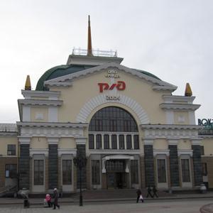 Железнодорожные вокзалы Улетов